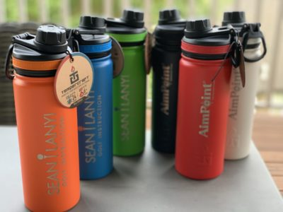 Sean Lanyi Golf & AimPoint Express TemperCraft Water Bottle